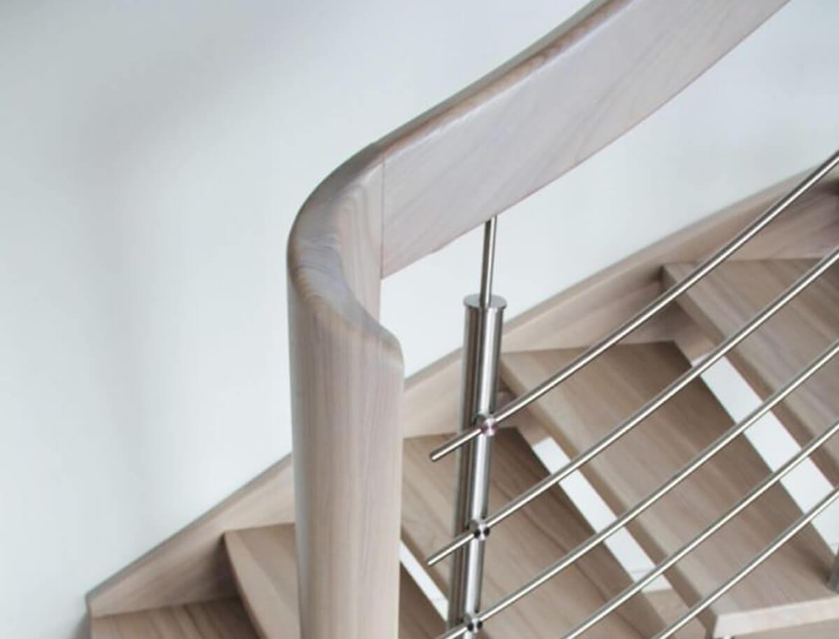 mēbeles - ozolkoka kāpnes