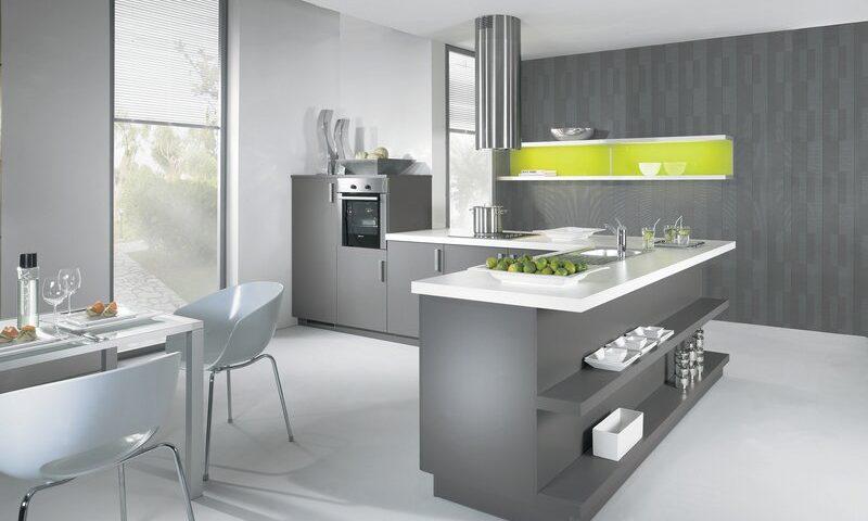 viesistaba un virtuves iekārtas