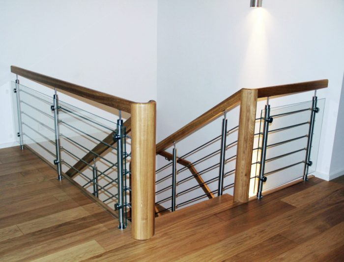 Wooden staircase 3