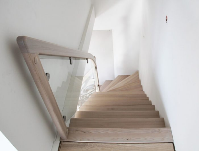 Wooden staircase 5