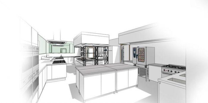 custom furniture 3d vizualization