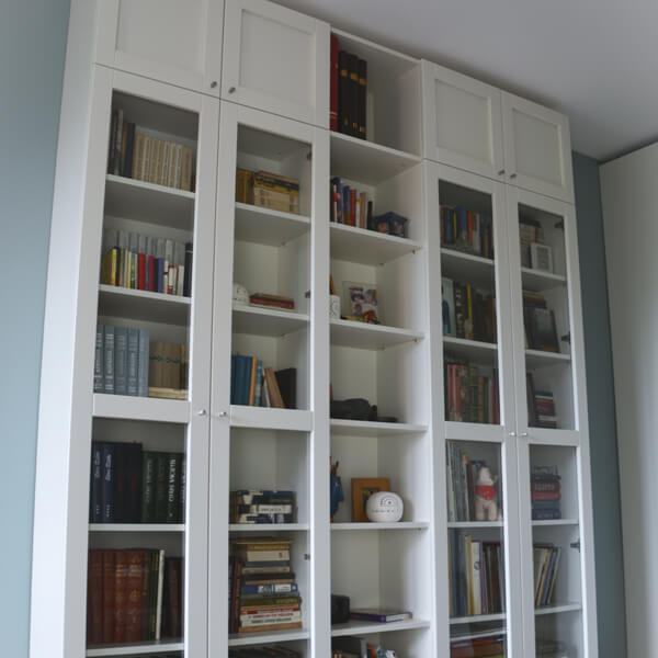 custom furniture closets