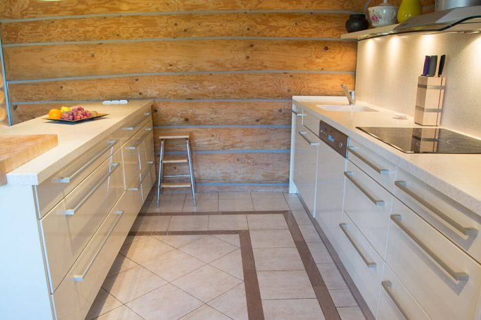 custom kitchen for liga 3