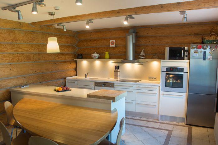 custom kitchen for liga 4