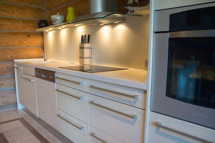 custom kitchen for liga