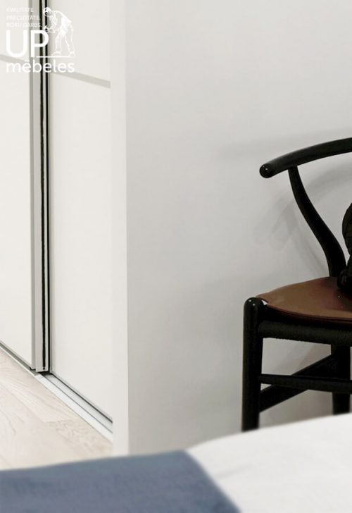 Iebūvējamais skapis no UP mēbelēm