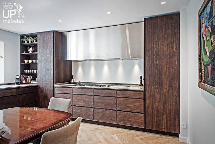 iebūvējamā virtuve