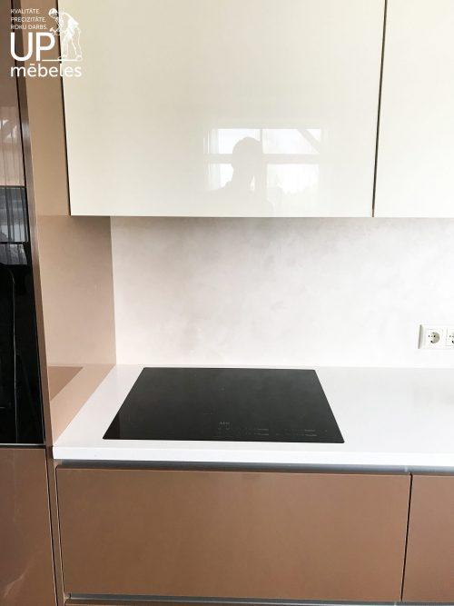 iebūvētās virtuves iekārtas