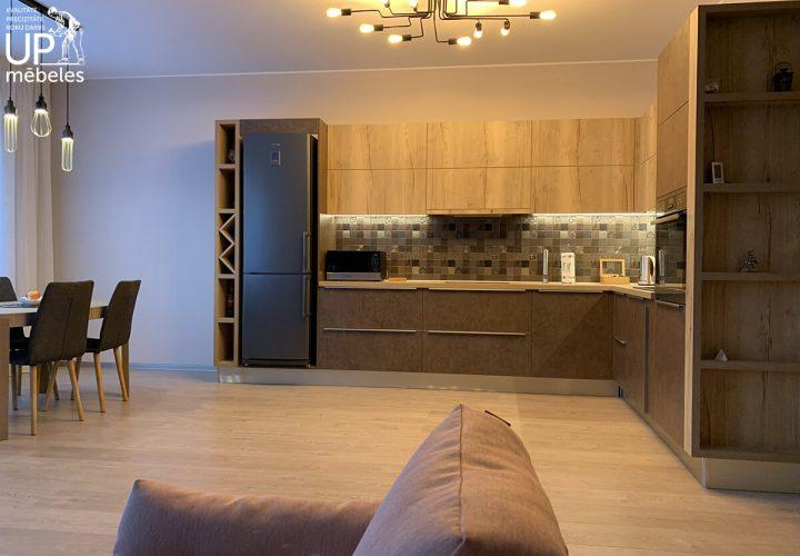 Virtuves iekārtas pēc pasūtījuma - Svetlana 10