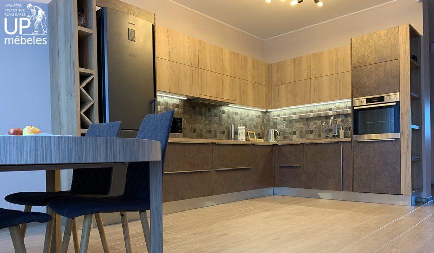 Virtuves iekārtas pēc pasūtījuma - Svetlana 11