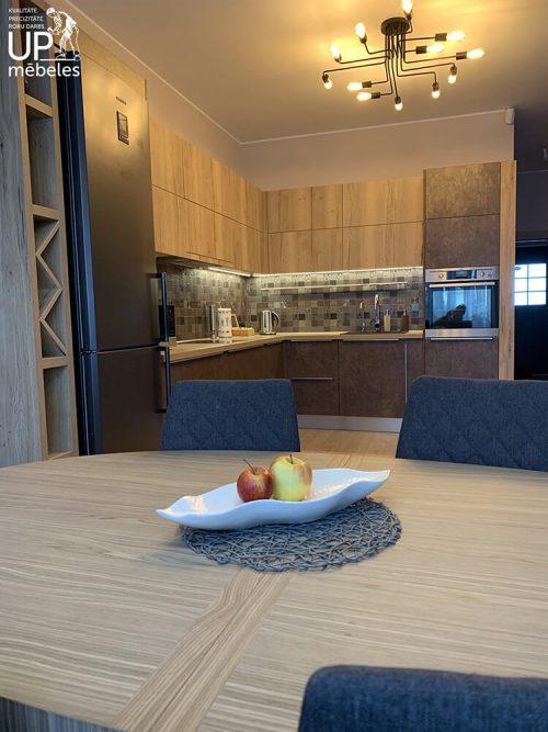 Virtuves iekārtas pēc pasūtījuma - Svetlana 13
