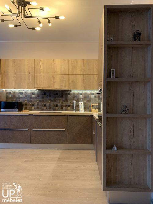 Virtuves iekārtas pēc pasūtījuma - Svetlana 14