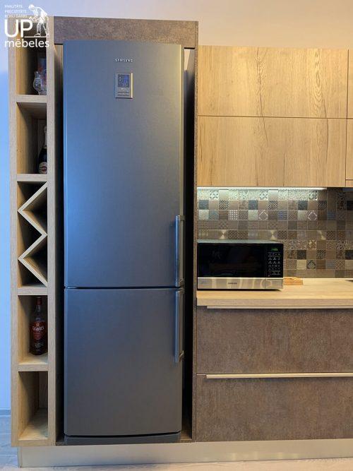 Virtuves iekārtas pēc pasūtījuma - Svetlana 2