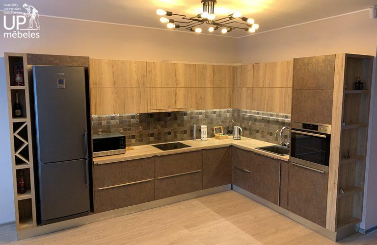 Virtuves iekārtas pēc pasūtījuma - Svetlana 4