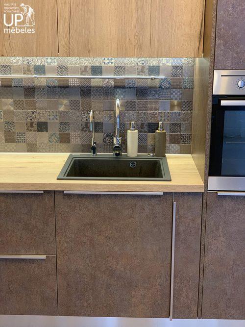 Virtuves iekārtas pēc pasūtījuma - Svetlana 5