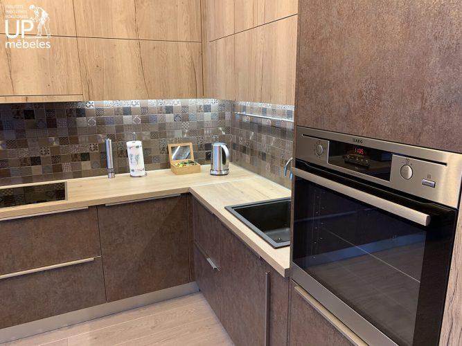 Virtuves iekārtas pēc pasūtījuma - Svetlana 6