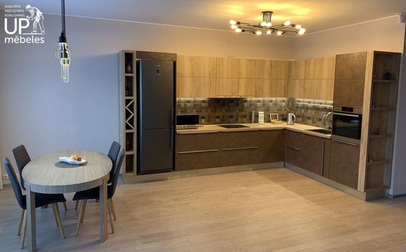 Virtuves iekārtas pēc pasūtījuma - Svetlana 7