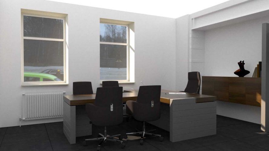 Biroja mēbeles 2