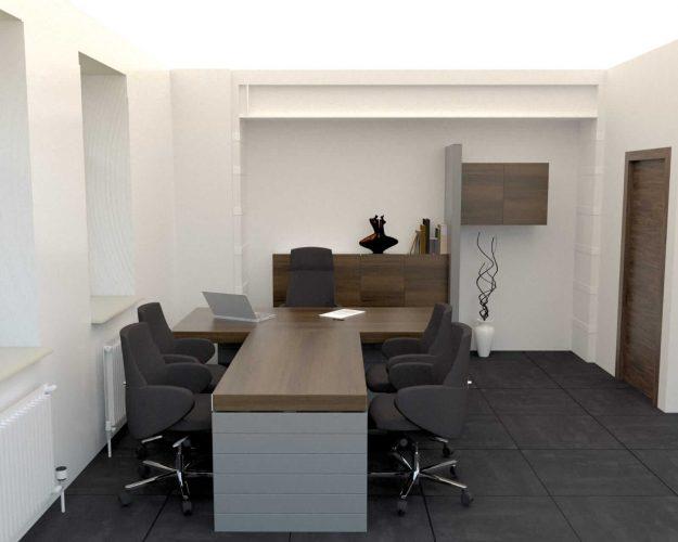 Biroja mēbeles 4