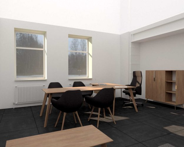 Biroja mēbeles