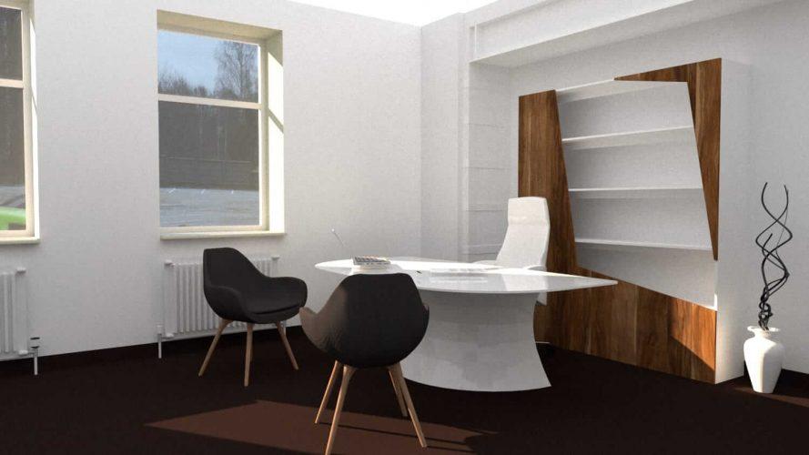 Biroja mēbeles 8