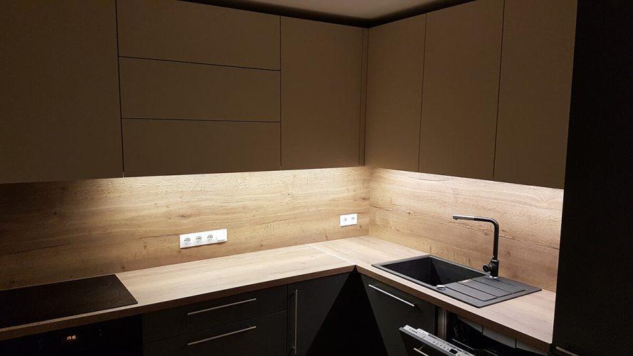 virtuves iekārta Carnikavā 12