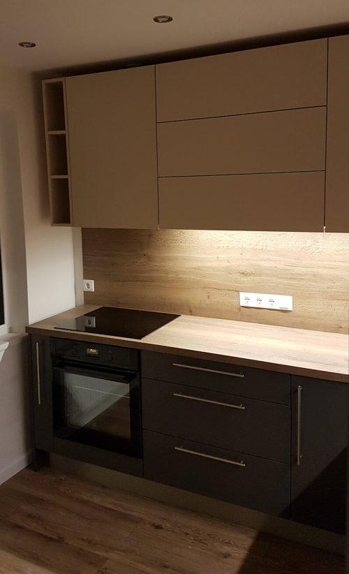 virtuves iekārta Carnikavā 14