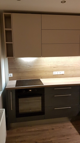 virtuves iekārta Carnikavā 3
