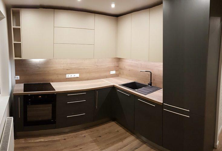 virtuves iekārta Carnikavā